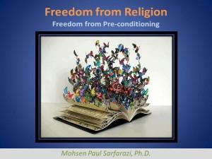 Free fom Religion